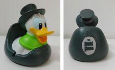 2006 Disney World Donald Rubber Ducky HAUNTED MANSION Doom Buggy Duck Figure HTF