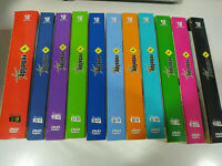 Rebelde Way Completa 11 Volumenes 139 Episodios Erreway - DVD Español - 2T