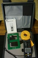Ideal Brand Ground Clamp Resistance Inductive Meter Model #61-920     CLEAN!!!!!