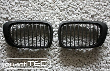 RADIATOR GRILLE SET for BMW E46 3 CABRIO COUPE 99-02 M3-LOOK BLACK MATTE