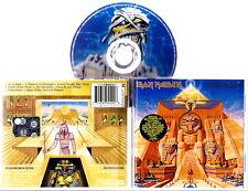 IRON MAIDEN - Powerslave (enhanced CD Multimedia) 1984
