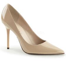 Zapatos de tacón de mujer de tacón medio (2,5-7,5 cm) de charol talla 37