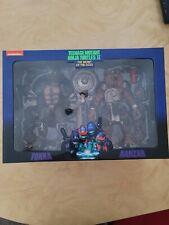 NECA Teenage Mutant Ninja Turtle Tokka and Rahzar Figures - Original Packing