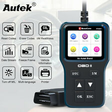 Automotive OBD2 Scanner Engine Check Code Reader Car Fault Scan Diagnostic Tool