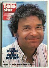 ►TELE STAR 352/1983 - PIERRE PERRET - KATE BUSH - PAULA MOORE - SALLY FIELD