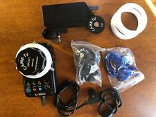 CAME-TV MA-W1 Wireless Follow Focus System Kit / CINEGEARS with case
