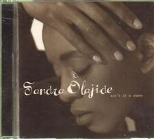 Sandra Olafide(CD Single)Ain't It A Shame-VG
