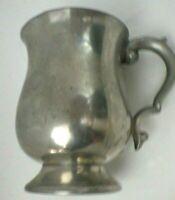 Pinder Brothers English Pewter Sheffield Mug or Tankard 1/2 PINT FREE POSTAGE UK