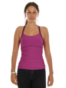 O'Neill Function Top Sports Top Tank Top Purple X Breathable