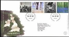 GB FDC 2000 Stone & Soil, Bureau H/S #C22986