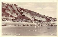 POSTCARD    DORSET   BOURNEMOUTH  SOUTHBOURNE   The  Cliff  Lift