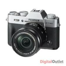 Fujifilm X-T20 24.3MP Mirrorless Digital 4K Camera + 16-50mm Fuji Lens (Silver)