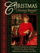 Christmas with Jinny Beyer : Decorate Your Home for the Holidays with Beautiful…