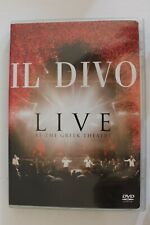 Il Divo Live At The Greek Theatre (2006, DVD)