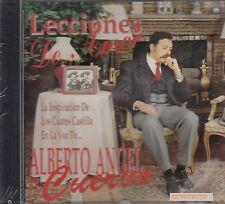 Alberto Angel El Cuervo lecciones DE AMOR-CD NEU versiegelt
