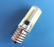 E17 C9 Intermediate LED Light Microwave Dimmable White bulb 72-4014SMD 120V 4W