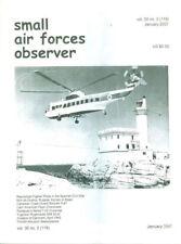 SMALL AIR FORCES OBSERVER V30 N3 CANADIAN COAST GUARD S-61N_SPANISH CIVIL WAR RU