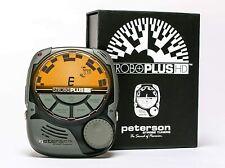 Peterson Sp-1 StroboPlus Hd Chromatic Desktop Strobe Tuner Nib