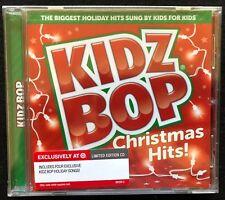 Kidz Bop Christmas Hits! Exclusive Limited Edition Bonus Tracks CD (2013) NEW