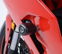 Ducati Supersport 2017 R&G Racing Aero Crash Protectors CP0427BL Black