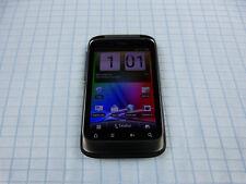 HTC Wildfire S Schwarz/Black! Gebraucht! Ohne Simlock! TOP ZUSTAND!