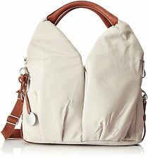 Lassig Glam Collection Signature Shoulder and Diaper Bag Tote Hand-bag Sandshell