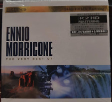 Ennio Morricone The Very Best of Numbered Limited Edition K2 HD Import CD