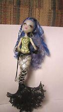 Monster High Doll Freaky Fusion Sirena Von Boo Mermaid