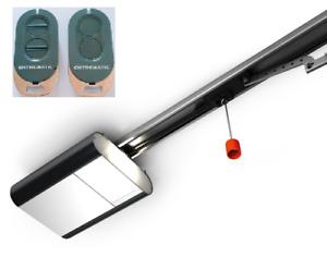 Normstahl Garagentorantrieb f. Seitensektionaltore Magic 600-2 + 2 Handsender