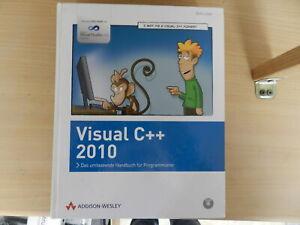 Visual C++ 2010: Das umfassende Handbuch für Programmierer