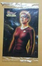 Star Trek Women Of Voyager HoloFex Case Topper ArtiFex Original Art Sealed rare