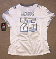 LeSean McCoy Philadelphia Eagles Nike Women's Platinum Jersey NWT. Bills Chiefs