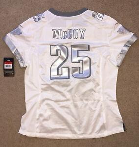 LeSean McCoy Philadelphia Eagles Nike Women's Platinum Jersey NWT. Buccaneers