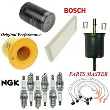 Tune Up Kit Filters Wire Spark Plug For FORD WINDSTAR V6 3.8L 1999-2000