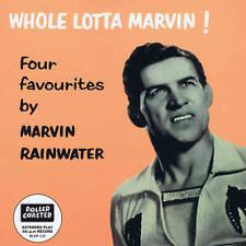 MARVIN RAINWATER - BOO HOO + 3  (CLASSIC 1950s ROCKABILLY BOPPER) Listen!