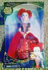Disney Alice Through the Looking Glass Iracebeth Red Queen Doll- Hard to Find