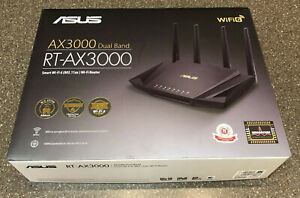 ASUS RT-AX3000 Dual-Band Wi-Fi Router