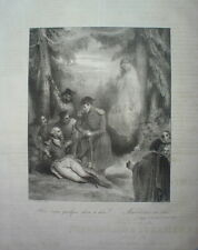 PP 345/LITHOGRAHPIE 1835 VOYAGE A VARSOVIE POLOGNE