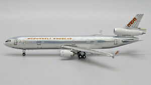 House Color MD-11 N111MD JC Wings JC4MCD668 XX4668 Scale 1:400