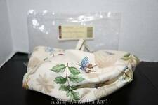 Longaberger Small Scalloped Pocket Liner in Botanical Fields 2321735 New