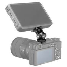 Uurig R015 Monitor Flash Bracket Hot Shoe Adapter Camera Gimbal Accessories