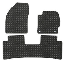 For Toyota Prius 2012-2016 XW30 Fully Tailored 3 Piece Rubber Car Mat Set