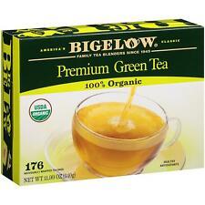Bigelow Premium Organic Green Tea, Healthy Antioxidants - 176 Count