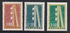 1955 Portugal - Yvert 816/828 - MNH - Telegrafo - Valor  65  €