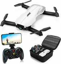 JJRC H71 GRUS Foldable Drone 1080p HD Camera Drone with 2 Batteries USA Seller