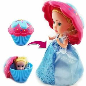 Cake Mini Doll Pastry Princess Sweet Gift Cup Cake Doll Play House Children's