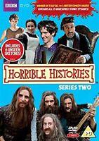 Horrible Histories - Series 2 Horrible Histories, Mathew Baynto New Region 2 DVD