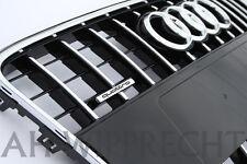Original Audi S-Line Tuning Q7 TDI V12 V8 Kühlergrill Grill schwarz chrom Gitter