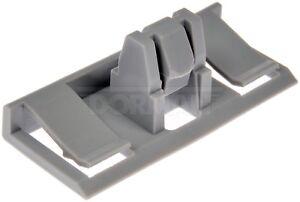 2 Rocker Panel Molding Retainers Dorman 963-200D GM OEM# 25744385  Qty 2