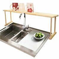 Home Basics NEW Shelves Drawers Over Sink Shelf Space Saver Storage - SS01003